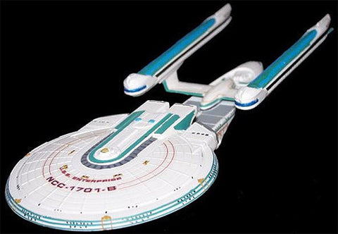 AMT Sci-Fi Models 1/2500 Star Trek USS Enterprise NCC1701 Starship Set (3 in 1 Snap Kit)