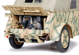 Tamiya Military 1/16 Kubelwagen Type 82 European Campaign Kit