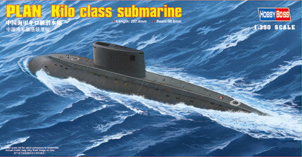 Hobby Boss Model Ships 1/350 PLA Navy Kilo Class Sub Kit