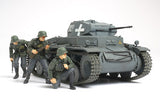 Tamiya Military 1/35 German PzKpfw Ausf C (SdKfz 121) Tank Polish Campaign Kit