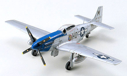 Tamiya Aircraft 1/72 P51D Mustang Fighter Kit