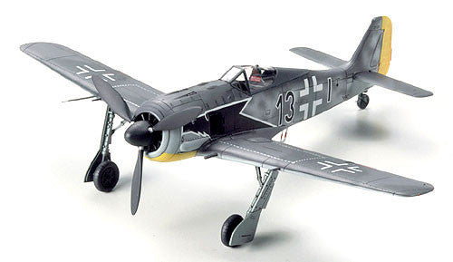 Tamiya Aircraft 1/72 Fw190A3 Fighter Kit