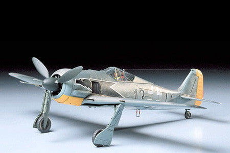 Tamiya Aircraft 1/48 Fw190A3 Fighter Kit