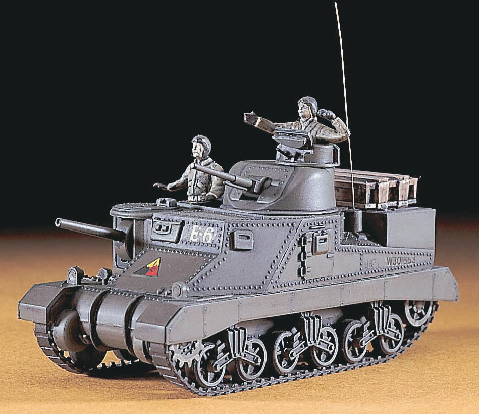 Hasegawa Military Models 1/72 M3 Lee Mk.1 Medium Tank Kit