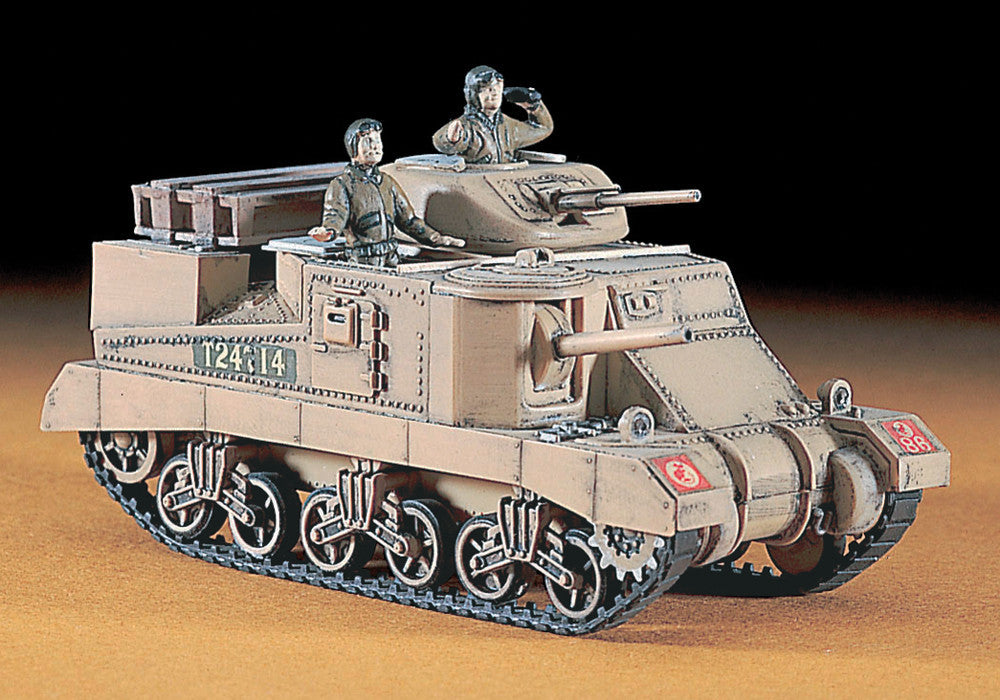 Hasegawa Military Models 1/72 M3 Grant Mk.1 Medium Tank Kit