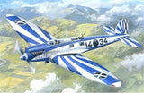 ICM Aircraft 1/72 Spanish He70F2 Recon Aircraft Kit