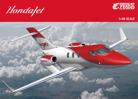 Ebbro Aircraft 1/48 HondaJet Business Jet Kit
