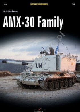 Kagero Books Photosniper: AMX30 Family