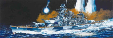 Dragon Model Ships 1/350 German Scharnhorst Battleship 1943 Kit
