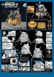 Dragon Space 1/48 NASA: Apollo 11 Lunar Module Eagle (Re-Issue) Kit