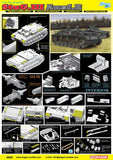 Dragon Military Models 1/35 StuG III Ausf E Tank Smart Kit