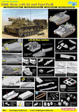 Dragon Military Models 1/35 15cm s.IG.33 auf Fahrgestell Pz.Kpfw.III (Sf) Kit