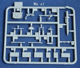Riich Military 1/35 WWII British Commonwealth Weapon Set A Kit