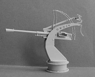 LZ Models 1/35 WWII Italian 20mm Breda Gun Mod 30 (Resin) Kit