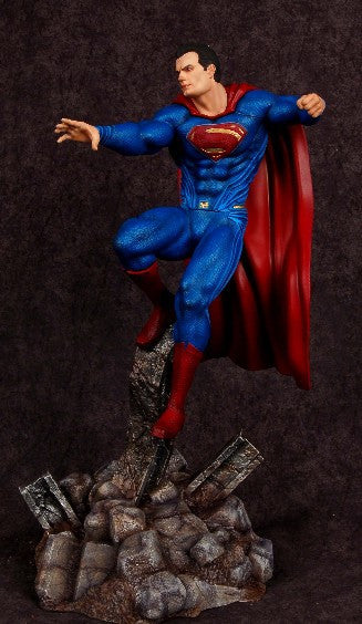 Moebius Sci-Fi 1/8 Batman vs Superman Dawn of Justice: Superman Resin Kit