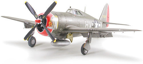Tamiya Aircraft 1/48 P47D Razorback Fighter Kit