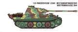 Academy Military 1/35 PzKpfw V Panther Ausf G Last Production Tank (New Tool) Kit