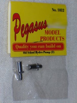 Pegasus Hobbies Cars 1/24-1/25 Old School Hydro Pumps (2)