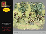 Pegasus Military 1/72 Russian Infantry Summer/Winter Dress WWII (40) (Polyethylene Molded)