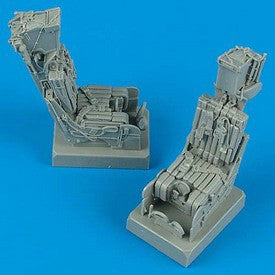 Quickboost Details 1/32 F14A Ejection Seats w/Safety Belts (2)