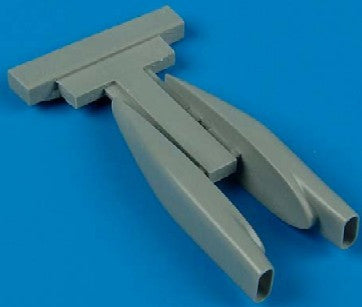 Quickboost Details 1/32 F105 Air Scoops for TSM
