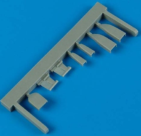 Quickboost Details 1/32 A4 Air Scoops for TSM
