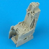 Quickboost Details 1/48 F117A Ejection Seat w/Safety Belts