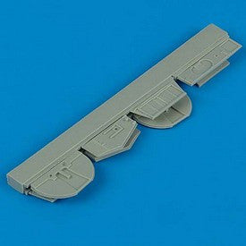 Quickboost Details 1/48 Me262 Undercarriage Covers for TAM