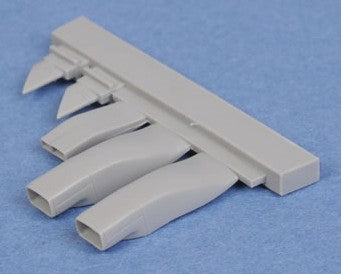 Quickboost Details 1/48 F101 Air Scoops for RMX