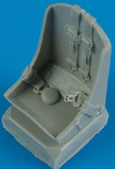 Quickboost Details 1/48 P47D/M/N Seat w/Safety Belts