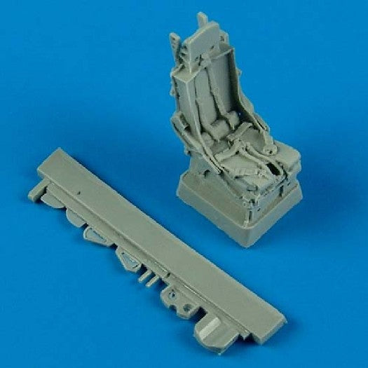 Quickboost Details 1/48 F105 Ejection Seat w/Safety Belts