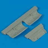 Quickboost Details 1/72 F16 Undercarriage Covers for HSG