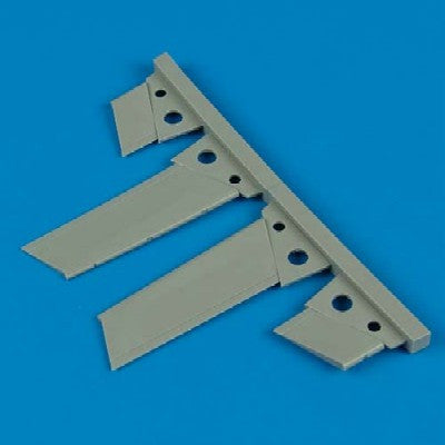 Quickboost Details 1/72 F8 Crusader Flaps for ACY