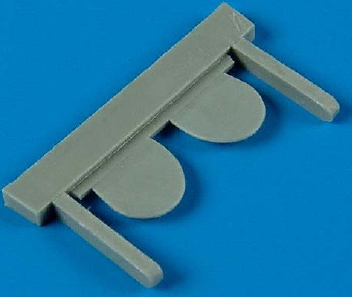 Quickboost Details 1/72 F9F2 Panther Wing Fence for HBO