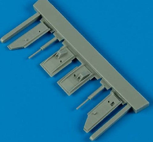 Quickboost Details 1/72 F9F2 Undercarriage Covers for HBO