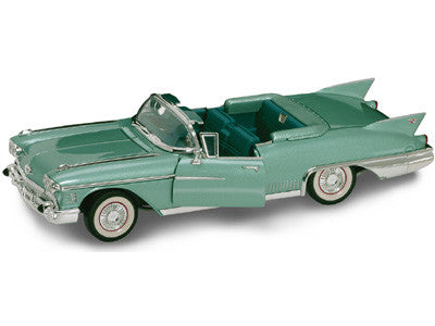Road Legends 1/18 1958 Cadillac Eldorado Biarritz Convertible (Met. Green)