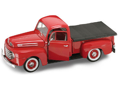 Road Legends 1/18 1948 Ford F1 Pickup Truck (Red)