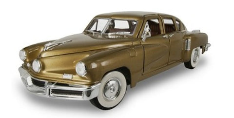 Road Legends 1/18 1948 Tucker Torpedo 4-Dr (Met. Gold)