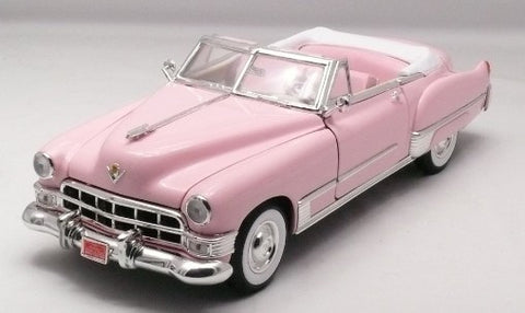 Road Legends 1/18 1949 Cadillac Coupe DeVille Convertible (Pink)