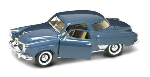 Road Legends 1/18 1950 Studebaker Champion (Met. Blue)