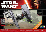 Revell-Monogram Sci-Fi Star Wars The Force Awakens: First Order Special Forces Tie Fighter w/Sound & Lights Build & Play Snap Kit