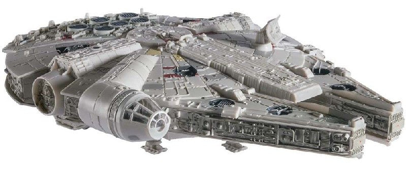 Revell-Monogram Sci-Fi Star Wars The Force Awakens: Millennium Falcon Snap Max Kit