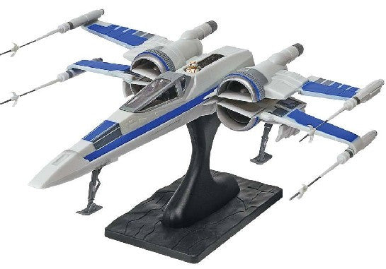 Revell-Monogram Sci-Fi	Star Wars The Force Awakens: Resistance X-Wing Fighter Snap Max Kit