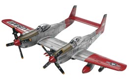 Revell-Monogram Aircraft 1/72 F82G Twin Mustang Aircraft Kit