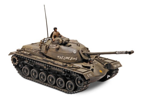 Revell Monogram Military Models 1/35 M-48 A-2 Patton Tank Kit