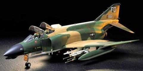 Tamiya Aircraft 1/32 F4C/D Phantom II Aircraft Kit