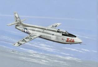 Special Hobby Aircraft 1/72 X1A/D 2nd Generation USAF Aircraft Kit