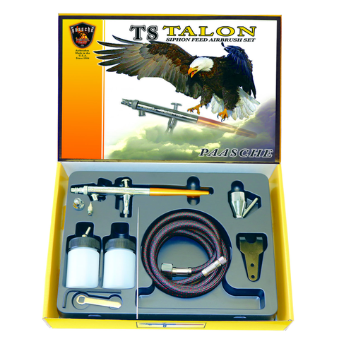 Paasche Talon Set Double Action: Internal Mix
