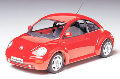 Tamiya Model Cars 1/24 VW New Beetle Car Kit