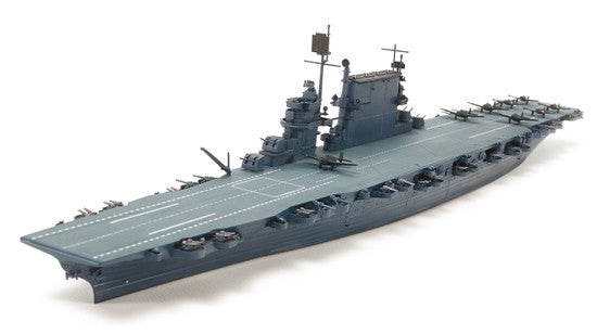 Tamiya Model Ships 1/700 USS Saratoga CV3 Aircraft Carrier Waterline Kit